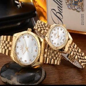 CHENXI Other - CHENXI Luxury Couple Watch